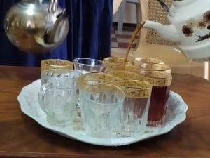 כוסות תה יונת